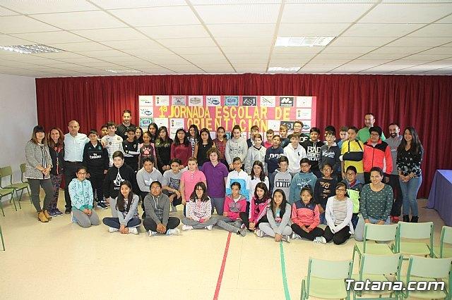 "The educational community of the CEIP ""San José"" organizes the I Interscholastic Orientation Seminar - 1"
