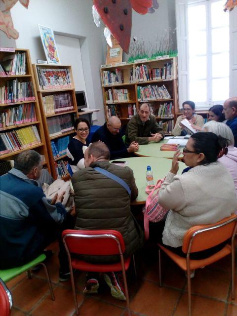 Vuelven a premiar a la biblioteca Mateo Garc�a, por tercer año consecutivo, en el XVIII Concurso de la Campaña de Animaci�n a la Lectura Mar�a Moliner, Foto 3