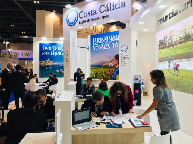 Murcia se promociona entre los británicos como destino turístico - 2, Foto 2