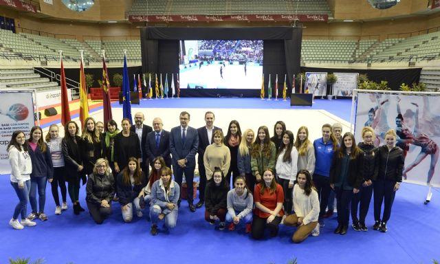 Murcia atrae a 5.000 personas como capital nacional de la gimnasia rítmica desde mañana hasta el domingo - 1, Foto 1