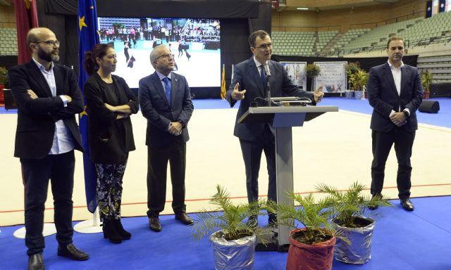 Murcia atrae a 5.000 personas como capital nacional de la gimnasia rítmica desde mañana hasta el domingo - 2, Foto 2