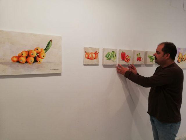 El Plan de Espacios Expositivos lleva la obra de Antonio Tapia y José Miguel Muñoz a salas de Blanca y Puerto Lumbreras - 2, Foto 2
