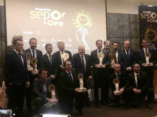 El Foro Interalimentario, Premio SEPOR DE ORO 2018 - 2, Foto 2