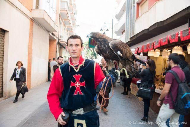 El Mercado Medieval y otros eventos provocarán cortes de tráfico por el centro de la ciudad - 1, Foto 1