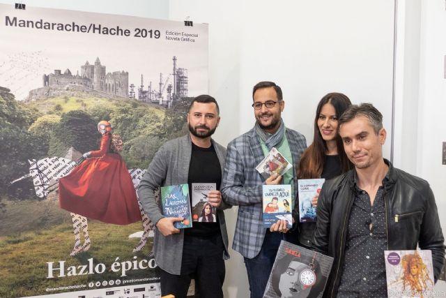 Arrancan los Premios Mandarache y Hache 2019 con la novela gráfica y el comic como protagonistas - 1, Foto 1