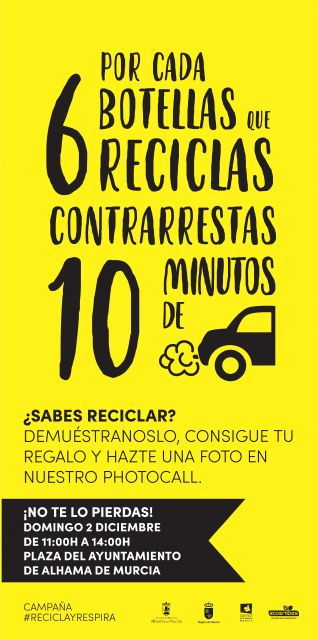 ¡Ven a reciclar y diviértete!, Foto 1