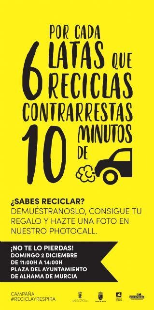 ¡Ven a reciclar y diviértete!, Foto 2