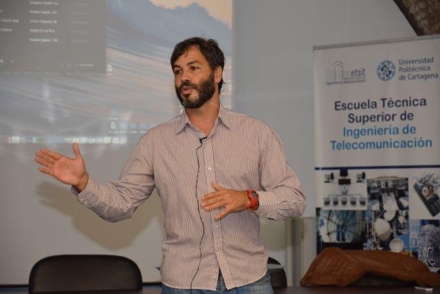 Gómez Tornero: «La transmisión inalámbrica de energía es un nuevo paradigma tecnológico y social» - 1, Foto 1