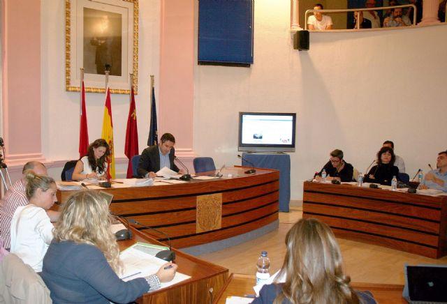 El Ayuntamiento de Alcantarilla inicia la negociación de los presupuestos para 2019 - 1, Foto 1