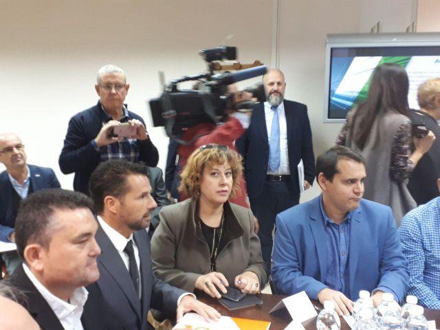 Ahora Murcia exige a Ballesta que concrete las medidas del plan de movilidad del municipio para las obras del soterramiento - 1, Foto 1