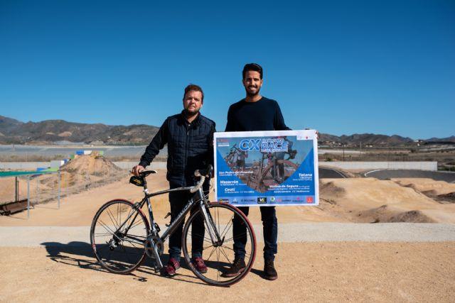 150 ciclistas estarán en Mazarrón para participar en el II circuito CX Race de la Región de Murcia, Foto 1