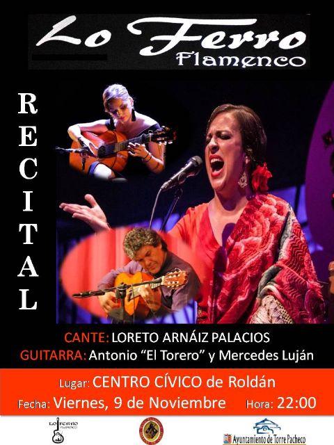 Loreto de Diego protagoniza la 2ª  Gala de Invierno  en Lo Ferro - 1, Foto 1