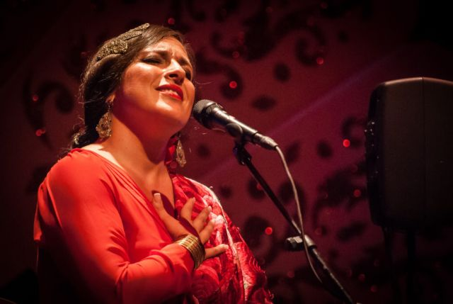 Loreto de Diego protagoniza la 2ª  Gala de Invierno  en Lo Ferro - 2, Foto 2