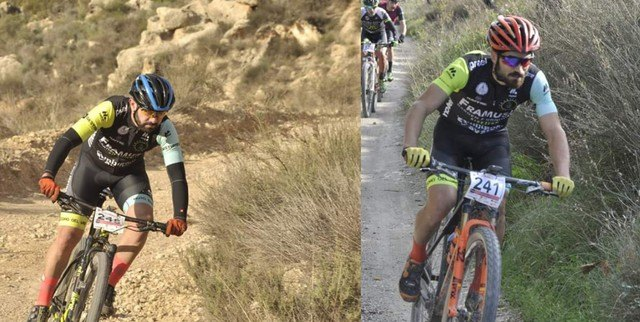 "New podium of Framusa Garden Grasshopper in the III Ultramaraton MTB ""100ypico"" of Lorca - 2"