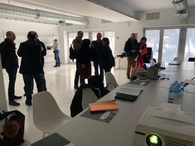 The first deputy mayor attends the Environmental Advisory Council in which the declaration of the Gredas de Bolnuevo is approved as a Natural Monument, Foto 4