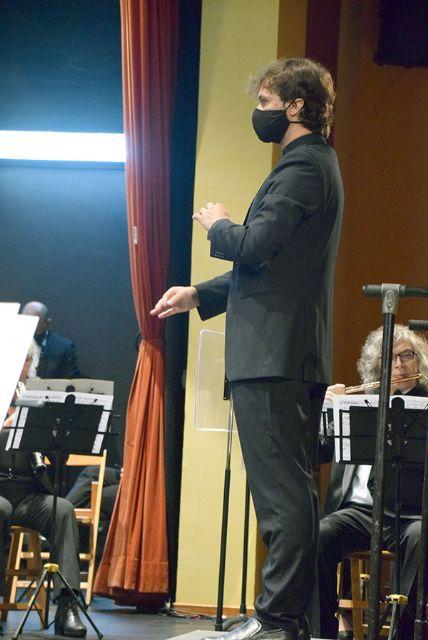 La Banda Sinfónica Municipal de Sevilla homenajea a la música valenciana - 4, Foto 4