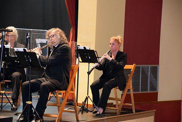 La Banda Sinfónica Municipal de Sevilla homenajea a la música valenciana - 5, Foto 5