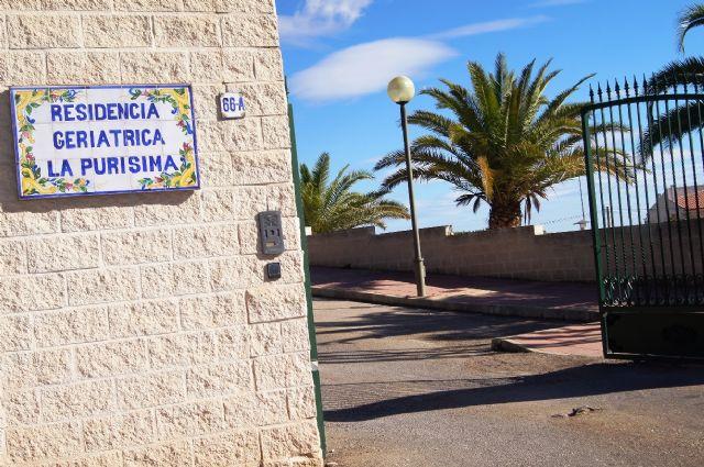 Ayuntamiento e IMAS acuerdan 69 plazas residenciales para la atención de personas mayores en la residencia La Purísima, Foto 1