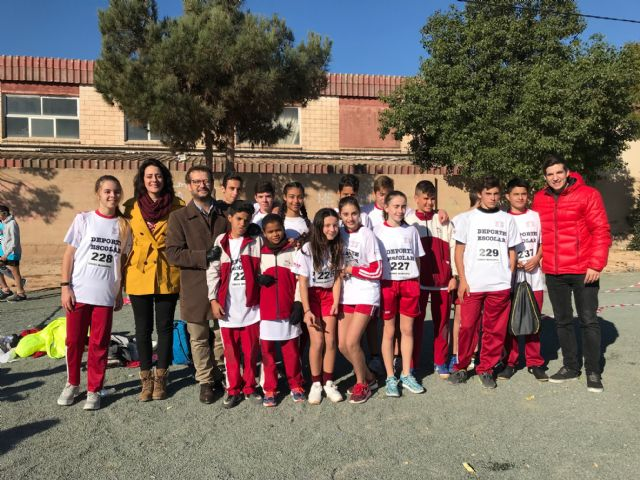 Más de 300 estudiantes participan en el Cross de Secundaria y Bachiller en Torre-Pacheco - 2, Foto 2