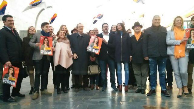Ciudadanos promueve una campaña para captar el voto por correo de los catalanes residentes en la Región de Murcia - 1, Foto 1