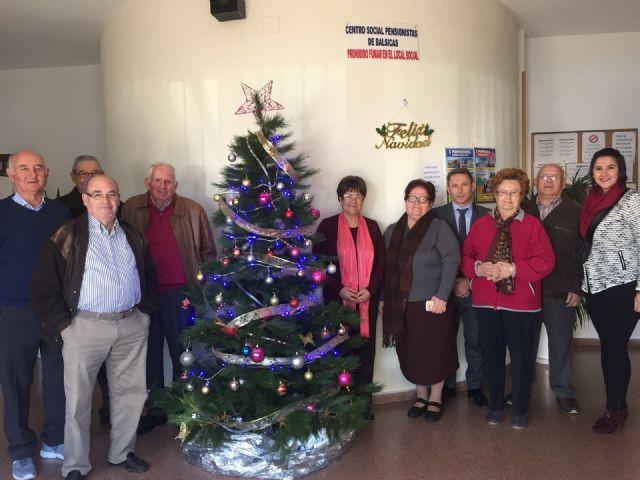 Firma de convenios entre el ayuntamiento y las asociaciones de mayores del municipio - 5, Foto 5