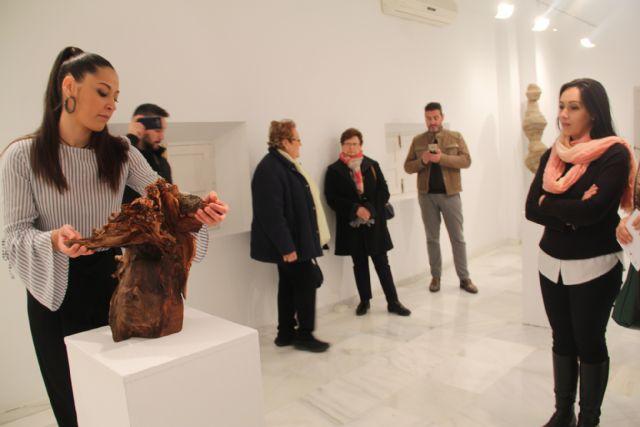 Noemí Yepes presenta su exposición Eka Abassic en Puerto Lumbreras - 2, Foto 2