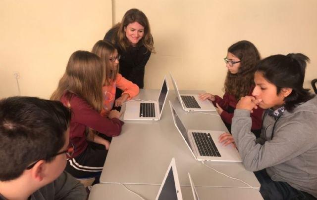 100 alumnos participan en una nueva edición de los campamentos de inmersión lingüística en inglés, Foto 1