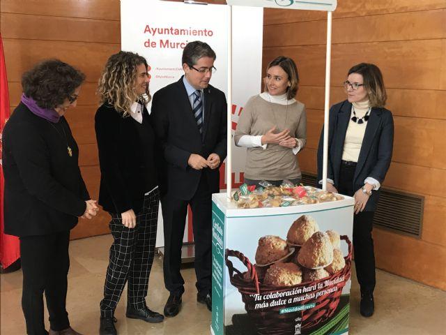 Los vecinos de Murcia podrán degustar dulces típicos en los espectáculos navideños a beneficio de proyectos solidarios - 1, Foto 1