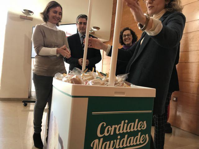 Los vecinos de Murcia podrán degustar dulces típicos en los espectáculos navideños a beneficio de proyectos solidarios - 2, Foto 2