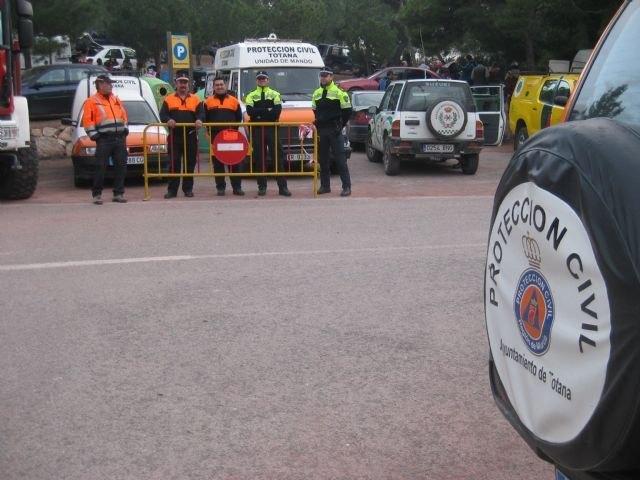 El dispositivo de seguridad y emergencias de la romería de bajada de Santa Eulalia 2018 estará integrado por medio centenar de efectivos, Foto 3