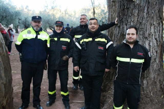 El dispositivo de seguridad y emergencias de la romería de bajada de Santa Eulalia 2018 estará integrado por medio centenar de efectivos, Foto 4