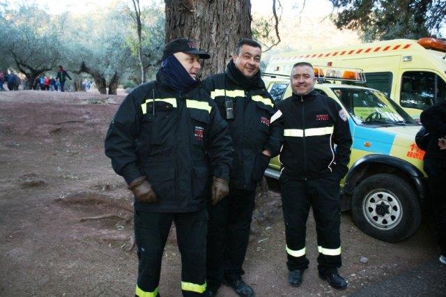 El dispositivo de seguridad y emergencias de la romería de bajada de Santa Eulalia 2018 estará integrado por medio centenar de efectivos, Foto 5