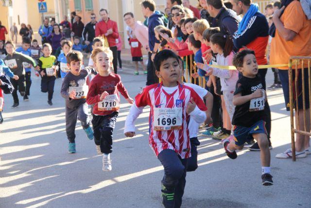 Más de 350 participantes en la XXV Carrera Popular Estación de Puerto Lumbreras - 1, Foto 1