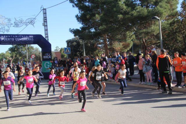 Más de 350 participantes en la XXV Carrera Popular Estación de Puerto Lumbreras - 3, Foto 3