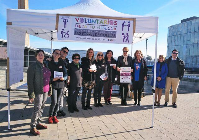 Las Torres de Cotillas celebra el 'Día del Voluntariado' con una jornada de sensibilización - 1, Foto 1