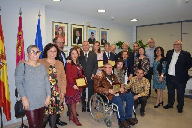 El Ayuntamiento celebra el aniversario de la Constitución homenajeando a los alcaldes de las cuatro últimas décadas - 4, Foto 4