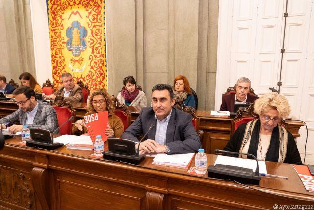 El Gobierno municipal da cuenta en pleno de las modificaciones y estado de ejecución del presupuesto - 1, Foto 1