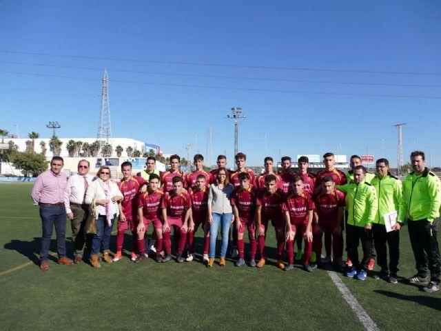 La selección murciana juvenil se impuso al Cartagena FC Ucam juvenil en el XII Memorial Devesa Hernández - 1, Foto 1