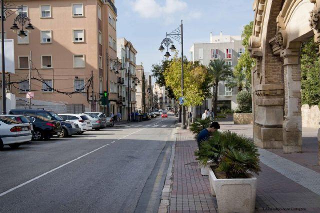 San Diego se corta al tráfico a partir del lunes - 1, Foto 1