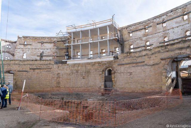 Agotadas en 48 horas las entradas para visitar los hallazgos del Anfiteatro Romano - 1, Foto 1