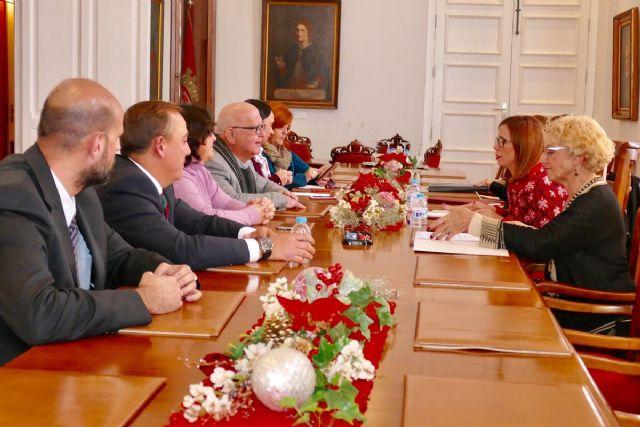 La alcaldesa invita a los portavoces municipales a participar en los actos de Ciudad Amiga de la Infancia - 1, Foto 1