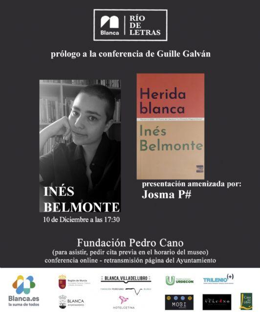 Este jueves Guille Galván estará en Río de Letras - 2, Foto 2