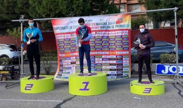 Iván López, bronce en el XXII Trofeo de Marcha Atlética Cerro Buenavista (Getafe) - 1, Foto 1