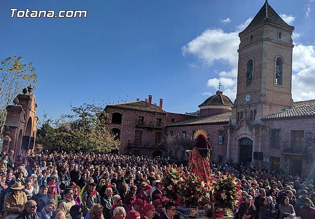 Lanzan una campaña pidiendo que la Romería de subida a la Santa de Totana se celebre el primer sábado después de Reyes, Foto 2