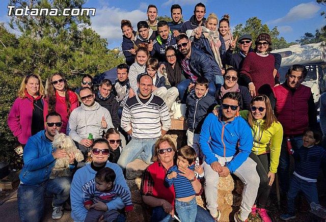 Lanzan una campaña pidiendo que la Romería de subida a la Santa de Totana se celebre el primer sábado después de Reyes, Foto 3