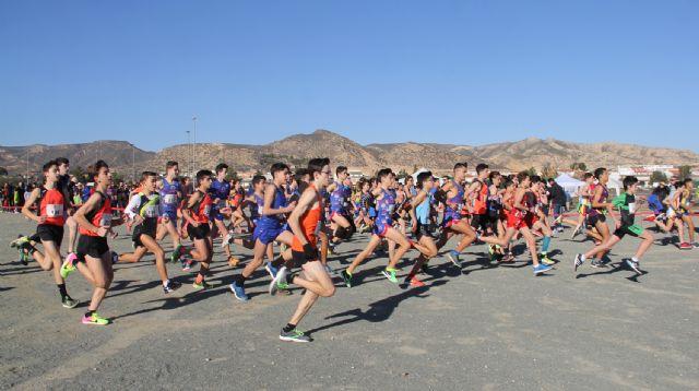 XXXI Regional de Cross Y 11° Trofeo Ciudad de Puerto Lumbreras con más de 600 atletas - 1, Foto 1