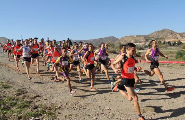 XXXI Regional de Cross Y 11° Trofeo Ciudad de Puerto Lumbreras con más de 600 atletas - 2, Foto 2