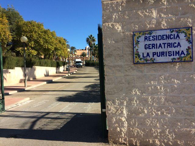 Se prorroga un año más la prestación del contrato de gestión del servicio público de atención especializada a personas mayores en la Residencia La Purísima, Foto 1