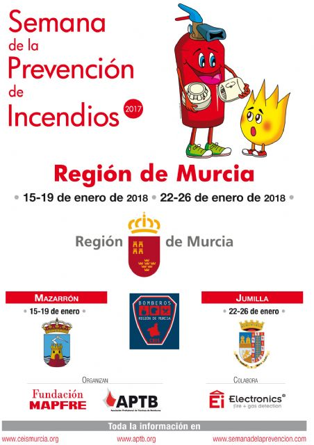 Semana de prevención de incendios en los centros educativos del municipio, Foto 1