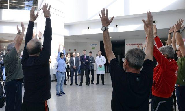 El primer programa de ejercicio físico diseñado a la medida de los pacientes con cardiopatías se activa en Murcia - 1, Foto 1
